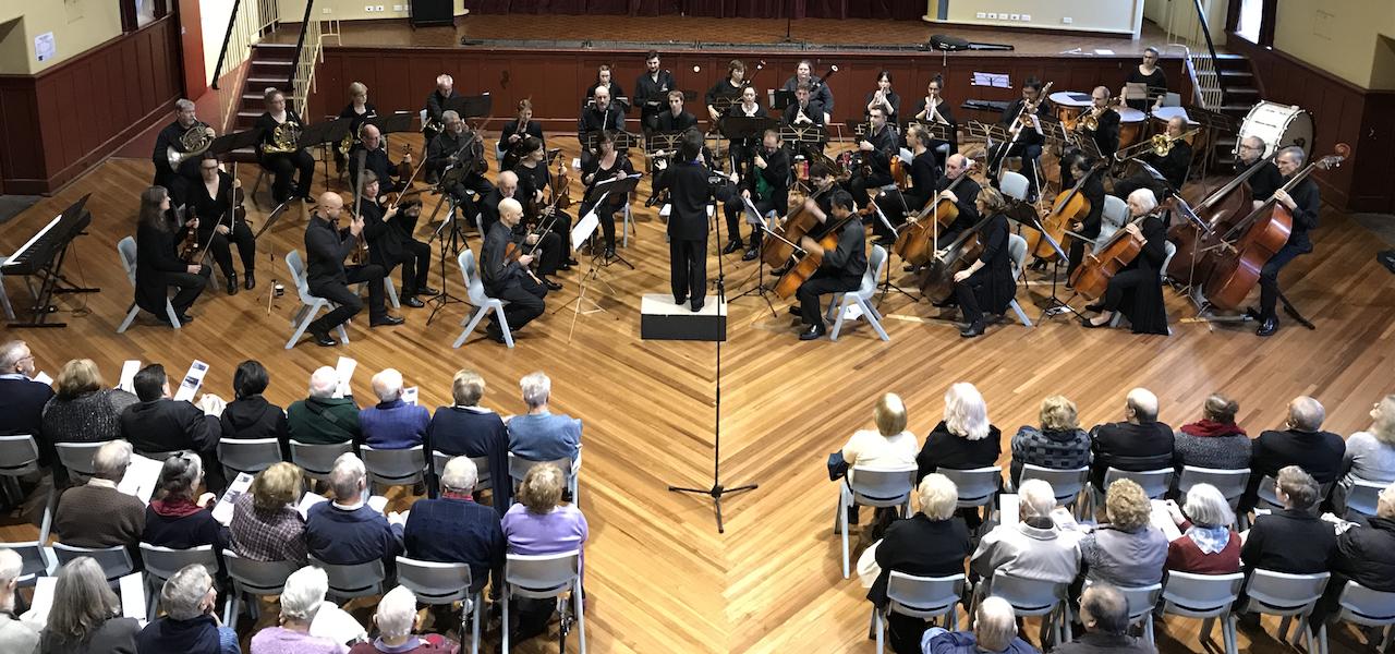Preston Symphony Orchestra June 2017 Concert