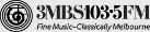 3MBS FM logo
