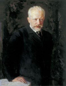 Photo of Tchaikovsky