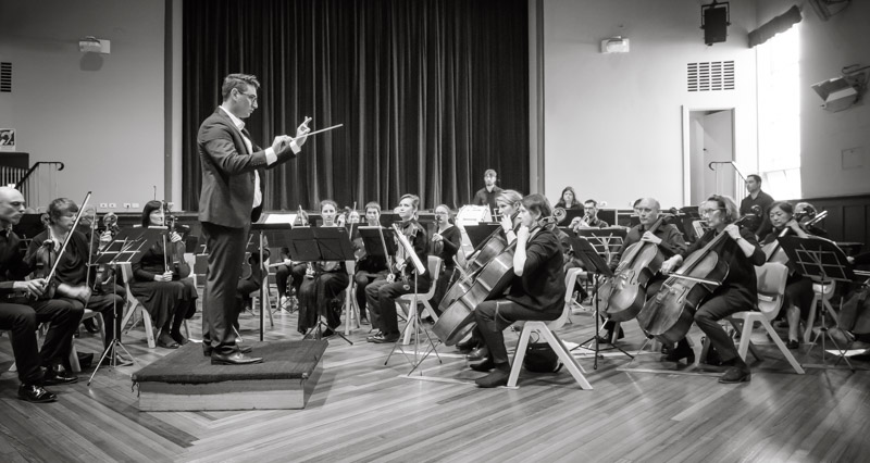 Joseph Lallo conducts Concert 4 2018