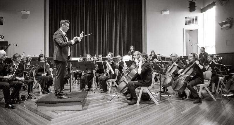 Joseph Lallo conducts Concert 4 2018