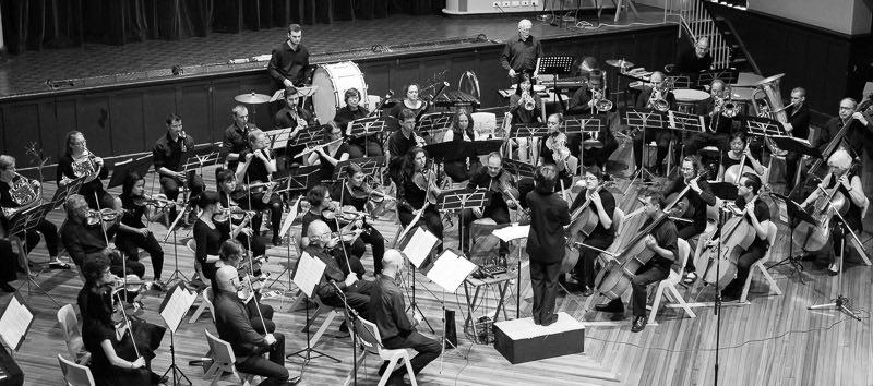 Preston Symphony Orchestra 2017 © Peter Barlow