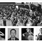 Photo of PSO Orchestra and YCC Finalists