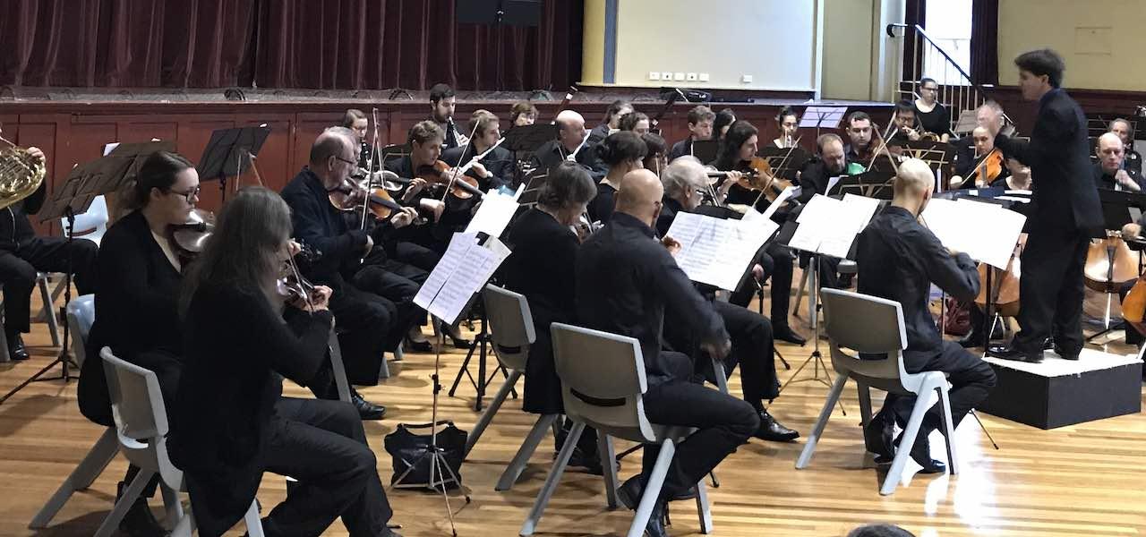 Preston Symphony Orchestra 2nd Concert 2017