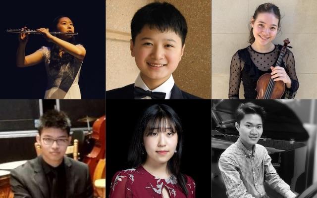 2019 YCC Contestants